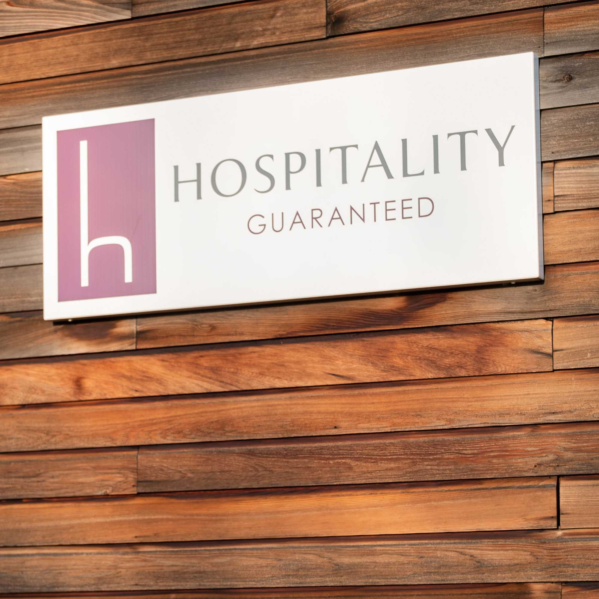 Hospitality Guaranteed