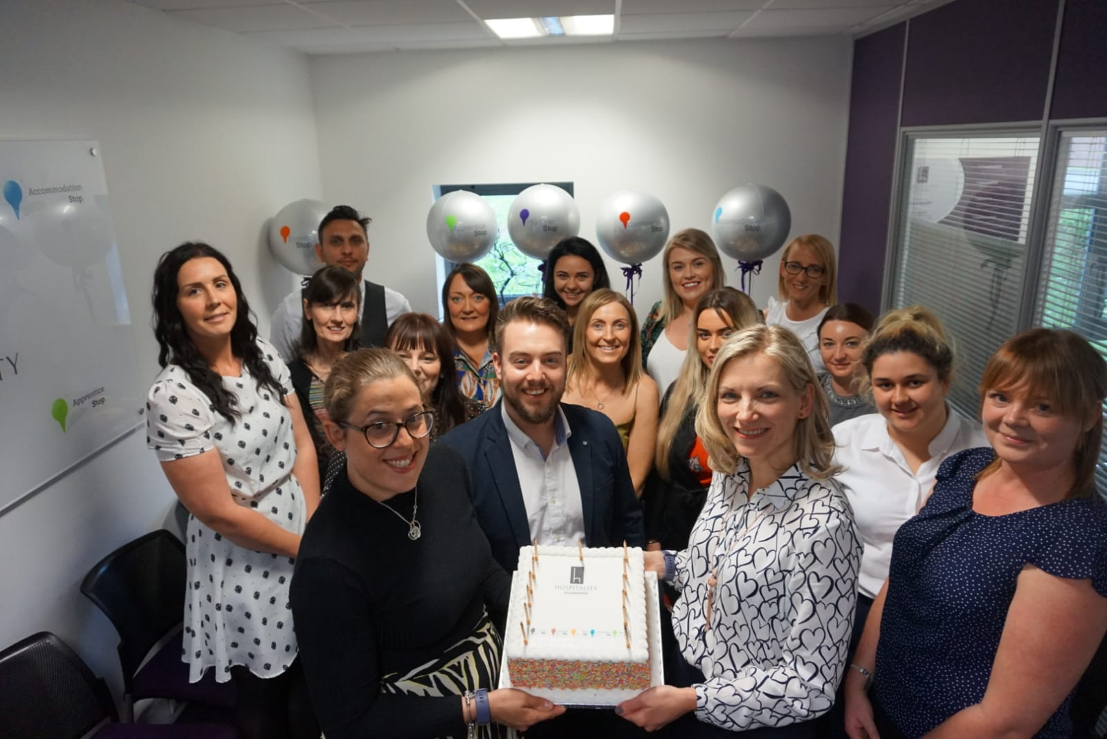 Hospitality Guaranteed celebrate 13 years in business
