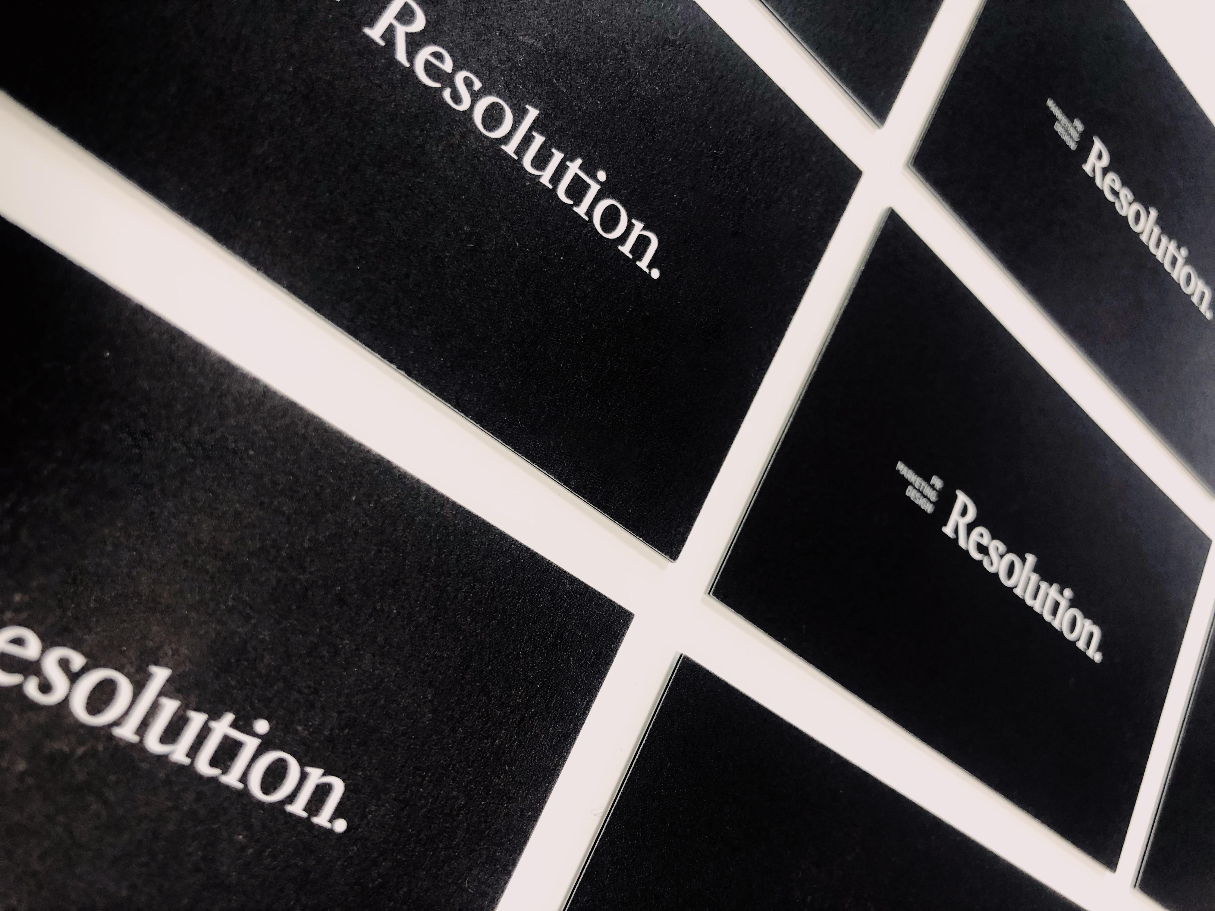 Resolution sees immediate rewards following recent rebrand