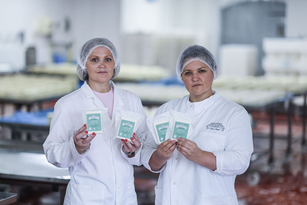 Multi-award-winning cheese produced by Shepherds Purse loses its name for a second time
